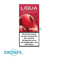 Liqua - Cherry E-Liquid (Elements)