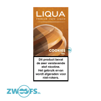 Liqua - Cookies E-Liquid (Elements)