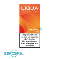 Liqua - Orange E-Liquid (Elements)