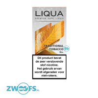 Liqua - Traditional Tobacco E-Liquid (Elements)