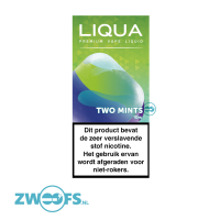 Liqua - Two Mints E-Liquid (Elements)