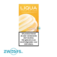 Liqua - Vanilla E-Liquid (Elements)