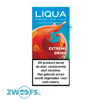 Liqua - Extreme Drink E-Liquid (Elements)
