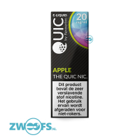Quic Nic Salt E-Liquid - Apple