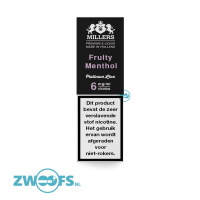 Millers - Fruity Menthol E-Liquid