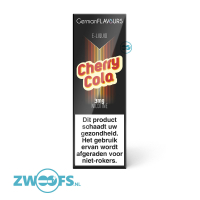 German Flavours E-Liquid - Cherry Cola
