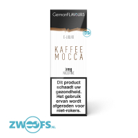 German Flavours E-Liquid - Kaffee Mocca
