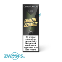 German Flavours E-Liquid - Lemon Zombie