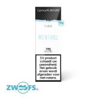 German Flavours E-Liquid - Menthol