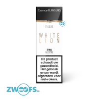 German Flavours E-Liquid - White Lion