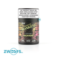 Twelve Monkeys - Harambae E-liquid (3x10ml.)