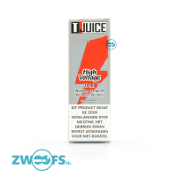 T-Juice E-Liquid - High Voltage