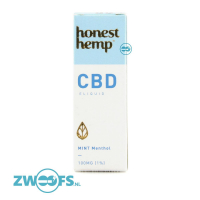 Honest Hemp CBD E-liquid - Mint Menthol