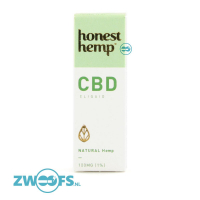 Honest Hemp CBD E-liquid - Natural Hemp