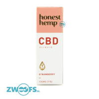 Honest Hemp CBD E-liquid - Strawberry