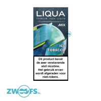 Liqua Mix E-liquid - Ice Tobacco