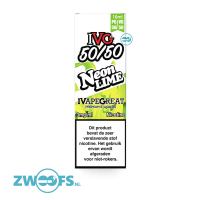 IVG E-Liquid - Neon Lime