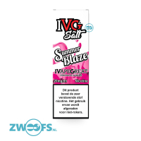 IVG Nic Salt E-Liquid - Summer Blaze