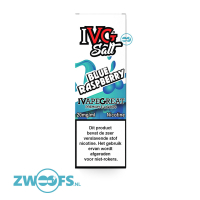 IVG Nic Salt E-Liquid - Blue Raspberry