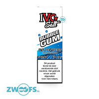 IVG Nic Salt E-Liquid - Bubblegum