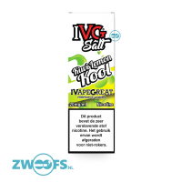 IVG Nic Salt E-Liquid - Kiwi Lemon Kool