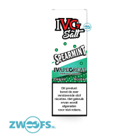 IVG Nic Salt E-Liquid - Spearmint