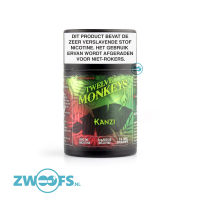 Twelve Monkeys - Kanzi E-liquid (3x10ml.)