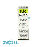 Element Nic Salt E-liquids - Key Lime Cookie