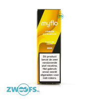 Myflo (Vapr) Nic Salt E-Liquid - Lemon Meringue