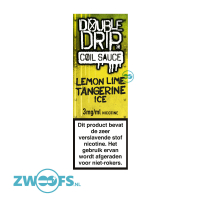 Double Drip High VG E-Liquid - Lemon Lime Tangerine Ice