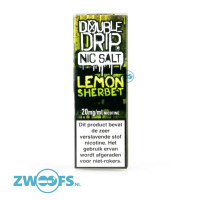 Double Drip Nic Salt  E-Liquid - Lemon Sherbet