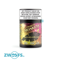 Twelve Monkeys - Macaraz E-liquid (3x10ml.)