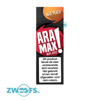 Aramax - Max Peach E-Liquid