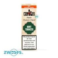 Cirkus The Authentics - Mint Tobacco E-liquid