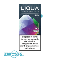 Liqua Mix E-liquid - Ice Fruit