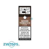 Basics - Tabak Mix E-Liquid