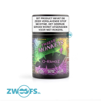 Twelve Monkeys - O-RangZ E-liquid (3x10ml.)