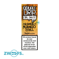Double Drip High VG E-Liquid - Orange & Mango Chill