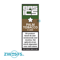 Basics - Palm Tabak E-Liquid