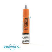 Zap! E-liquid - Peach Ice Tea