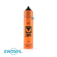 Zap! Shake & Vape - Peach Ice Tea (50ml.)