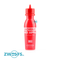Horny Flava Shake & Vape - Horny Red Apple (55ml.)