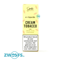 Simple Essentials - Cream Tobacco E-Liquid