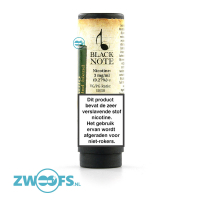 Black Note E-liquid - Solo Menthol