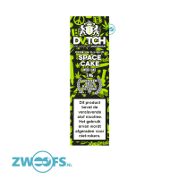 DVTCH Amsterdam E-liquid - Space Cake