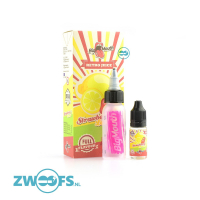Big Mouth Retro Juice Aroma - Strawberry & Lemon