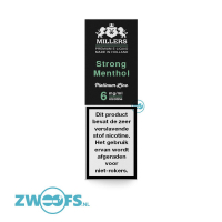 Millers - Strong Menthol E-Liquid