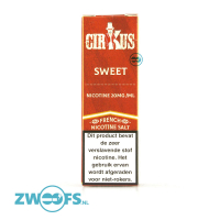 Cirkus Nic Salt E-Liquid - Sweet