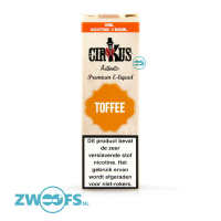 Cirkus The Authentics - Toffee E-liquid