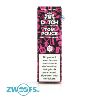 DVTCH Amsterdam Nic Salt E-Liquid - Tom Pouce